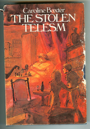 Image for The Stolen Telesm