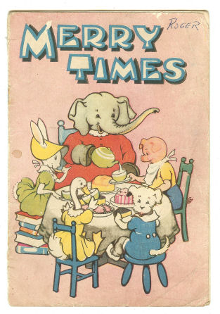 Image for Merry Times