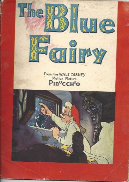 Image for The Blue Fairy (From the Walt Disney Motion Picture Pinocchio)