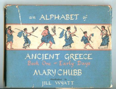 Image for An Alphabet of Ancient Greece Book One