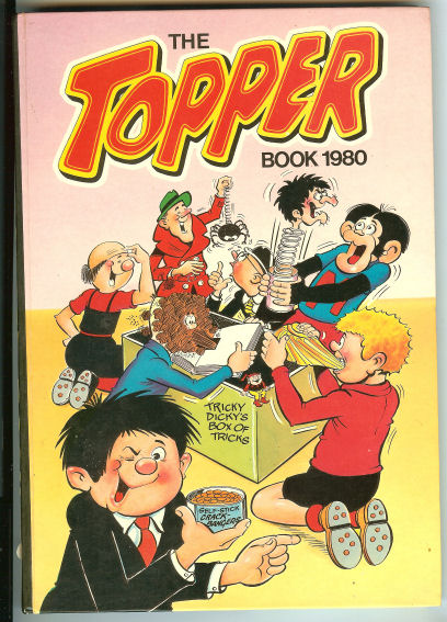 Image for The Topper Book 1980
