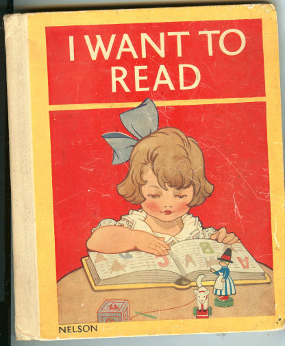 Image for I Want to Read My Very First Book