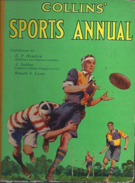 Image for Collins' Sports Annual
