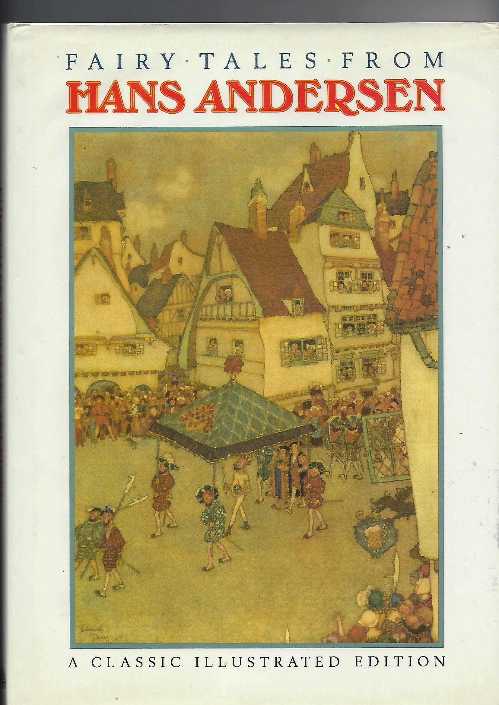 Image for Fairy Tales from Hans Andersen