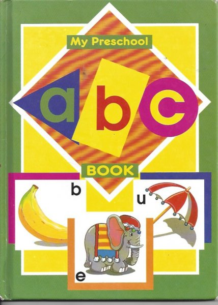 Image for My Preschool Abc Book