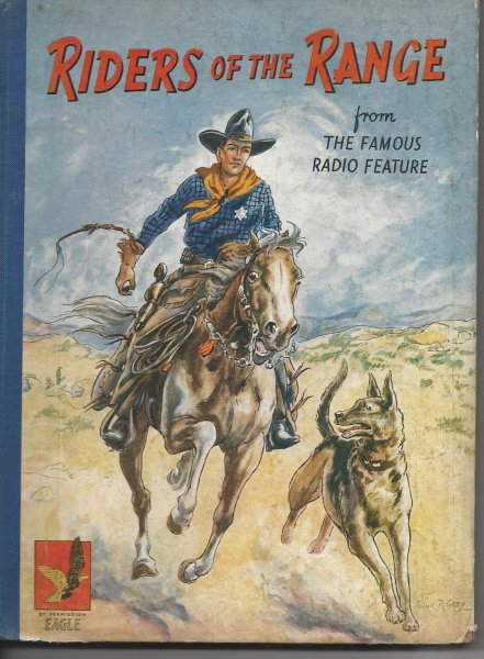Image for Riders of the Range