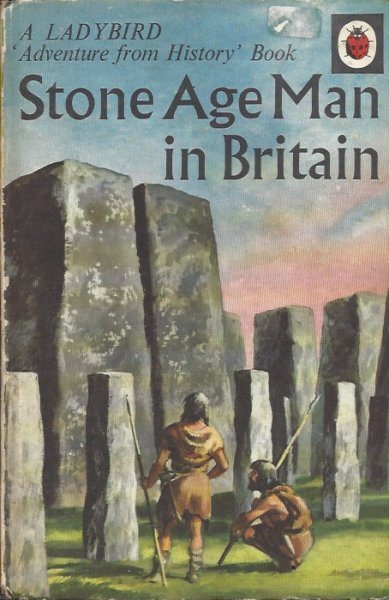 Image for Stone Age Man in Britain