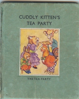 Image for Cuddly Kitten's Tea Party