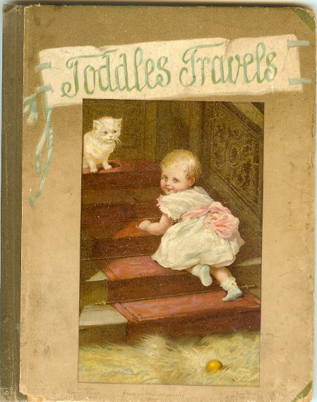 Image for Toddles Travels - containing Toddles Travels; 'Out Driving' and 'Dot and Spot'