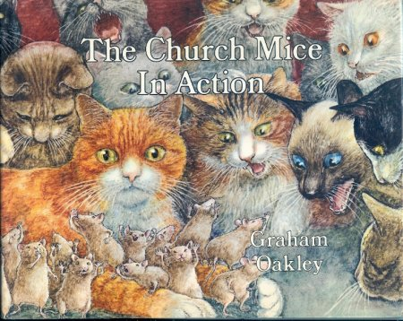 Image for The Church Mice in Action