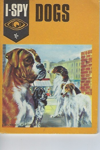 Image for I-Spy Dogs