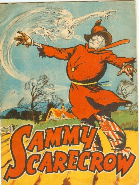 Image for Sammy Scarecrow