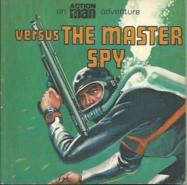 Image for Action Man Adventures - Versus the Master Spy