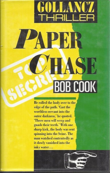 Image for Paper Chase
