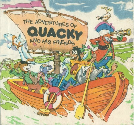 Image for The Adventures of Quacky and His Friends