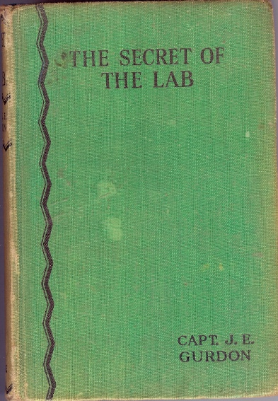 Image for The Secret of the Lab
