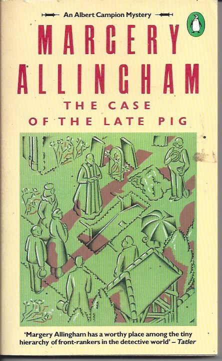 Image for The Case of the Late Pig