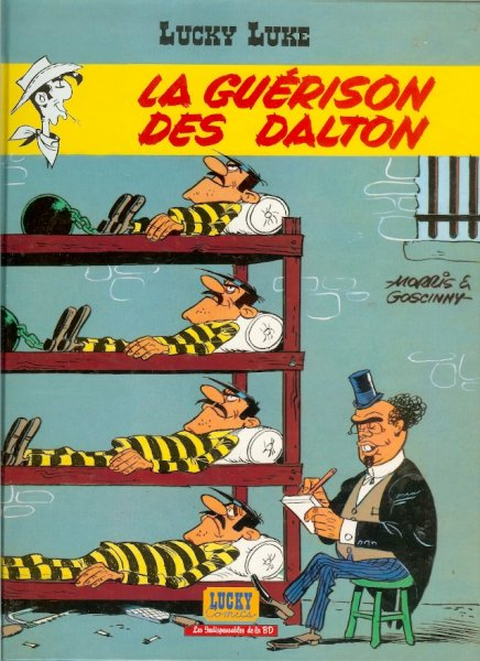 Image for Lucky Luke. 12. La Gutrison Des Dalton