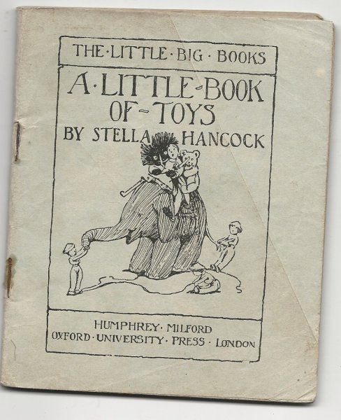 Image for The Little Big Books - a Little Book of Toys