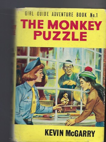 Image for The Monkey Puzzle