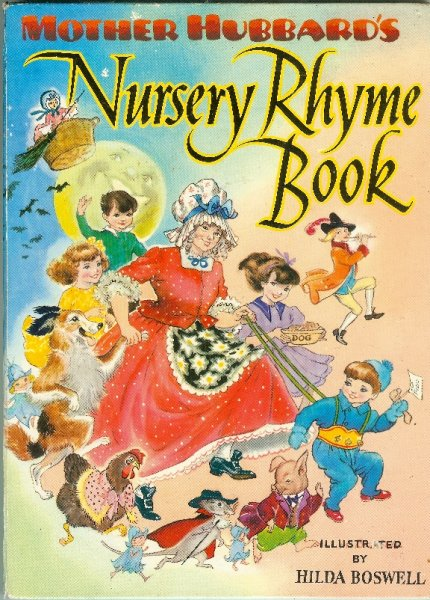 Image for Mother Hubbard's Nursery Rhyme Book