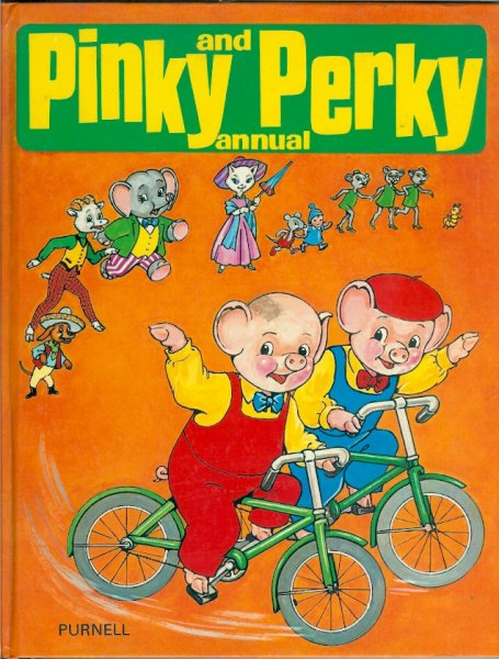 Image for The Pinky and Perky Annual