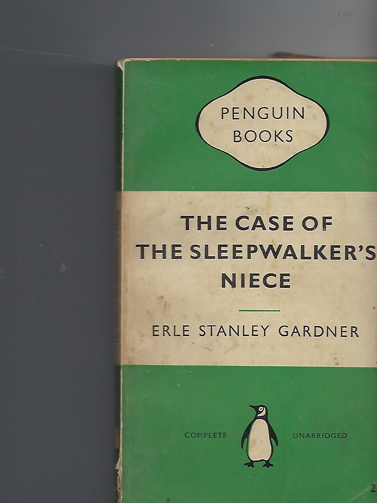 Image for The Case of the Sleepwalker's Niece