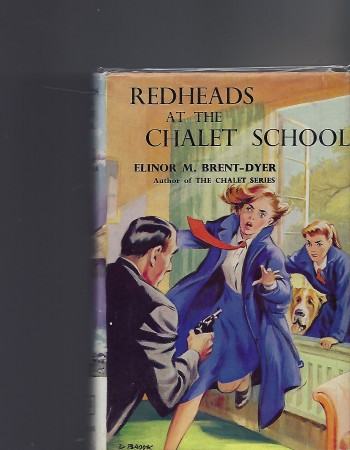 Image for Redheads At the Chalet School