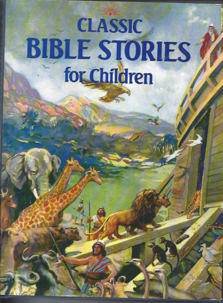 Image for Classic Bible Stories for Children
