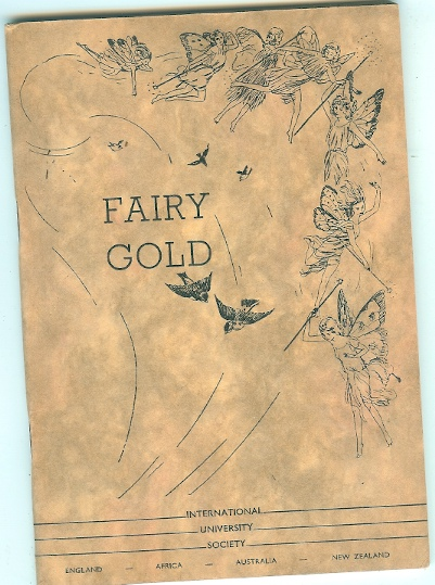 Image for Travelling Along the Golden Pathway - Fairy Gold