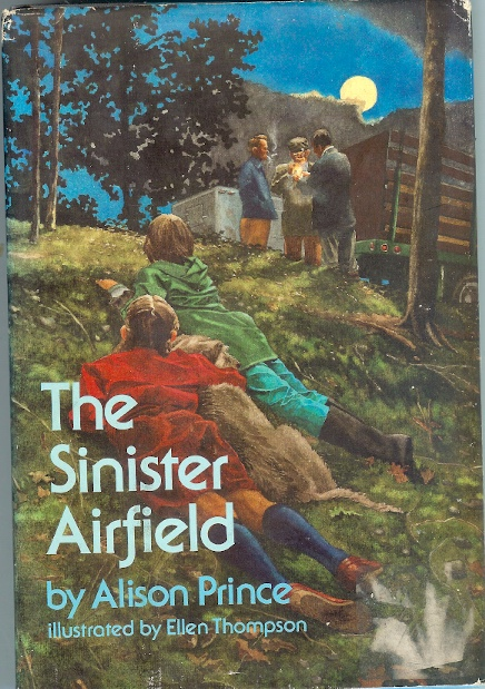 Image for The Sinister Airfield