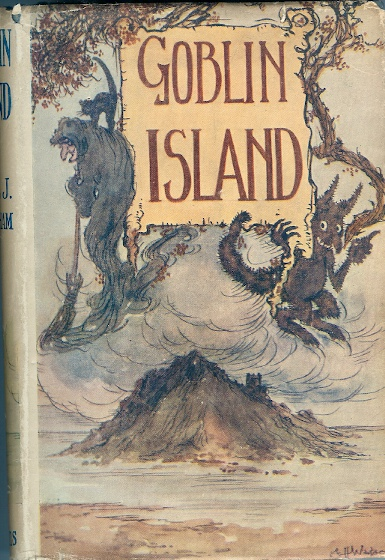 Image for Goblin Island