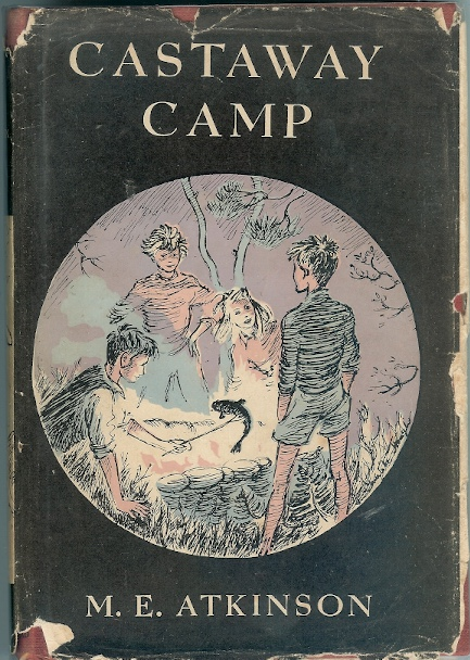 Image for Castaway Camp A Book for Boys and Girls