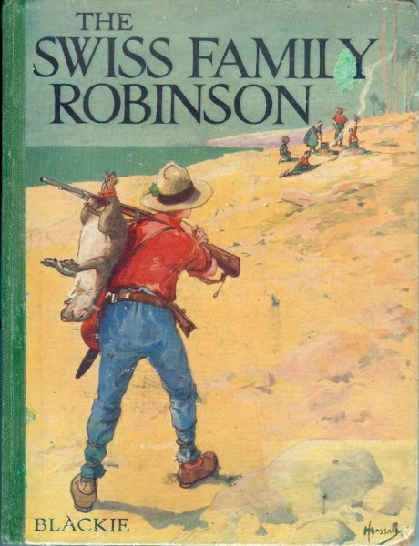 Image for The Swiss Family Robinson Retold for Little Folk