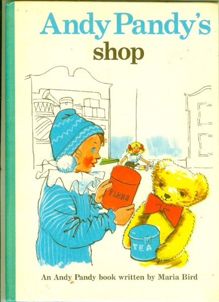 Image for Andy Pandy's Shop