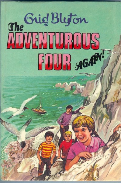 Image for The Adventurous Four Again