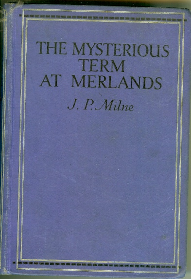 Image for The Mysterious Term At Merlands