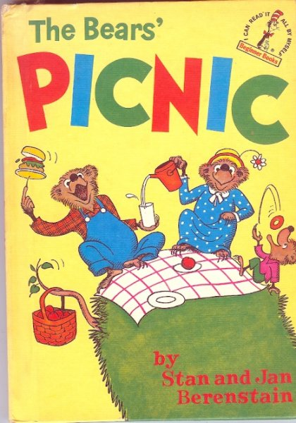 The Bears' Picnic I Can Read all by Myself