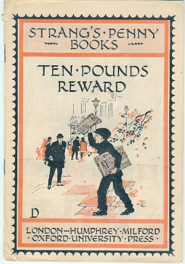 Image for Strang's Penny Books - Ten Pounds Reward