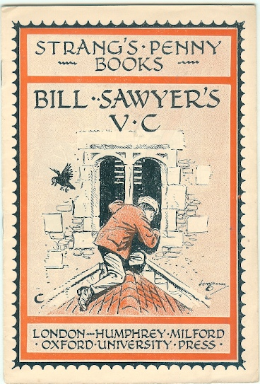 Image for Strang's Penny Books - Bill Sawyer's V. C.