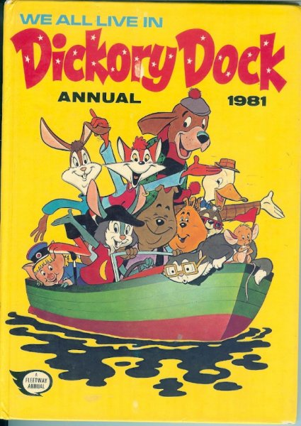 Image for (We all Live In) DICKORY DOCK ANNUAL 1981