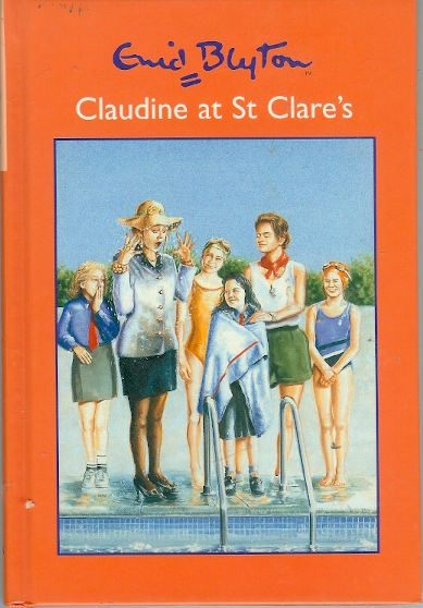Claudine At St Clare's