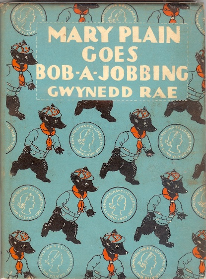 Image for Mary Plain Goes Bob-A-Jobbing