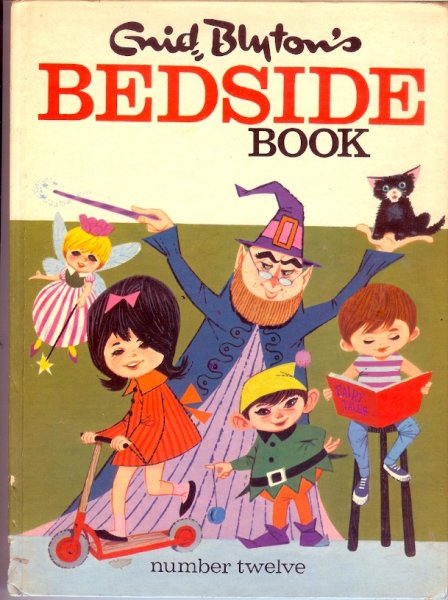 Image for Enid Blyton's Bedside Book Number Twelve