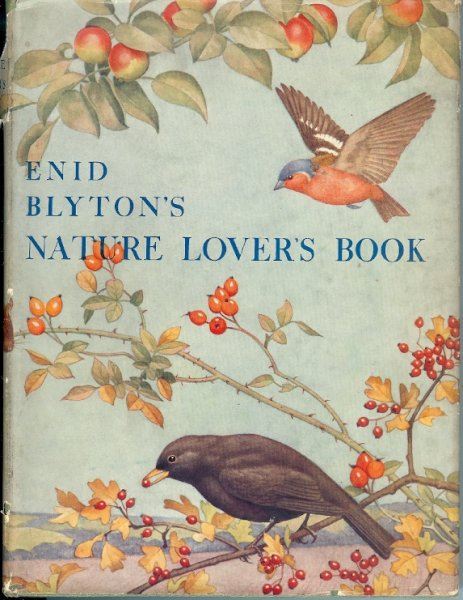 Image for Enid Blyton's Nature Lover's Book