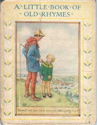 A Little Book of Old Rhymes