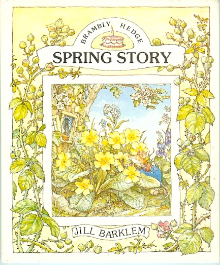 Image for Brambly Hedge - Spring Story