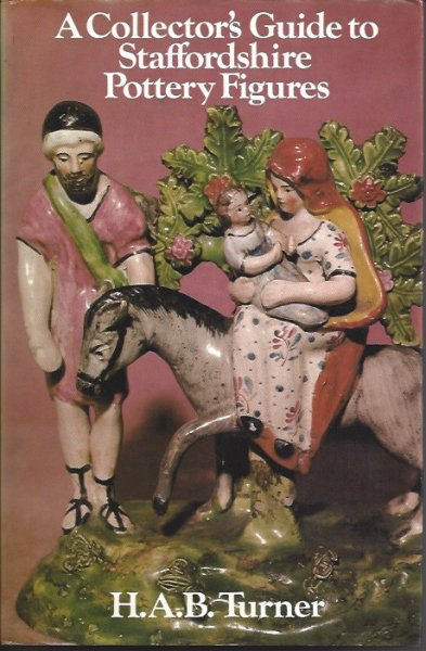 Image for Collectors Guide to Staffordshire Pottery Figures