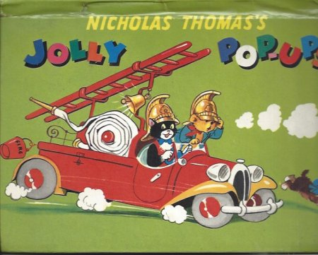 Image for Nicholas Thomas's Jolly Pop-Ups