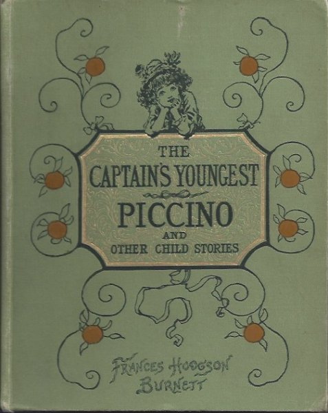 Image for The Captain's Youngest; Piccino & Other Child Stories